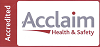 Acclaim health & safety accreditation service